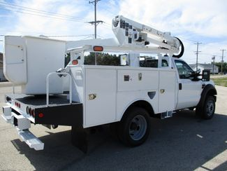 2010 Ford F550 4X4 ALTEC AT37G BUCKET BOOM TRUCK 42FT WORKING HEIGHT Lake In The Hills, IL 4