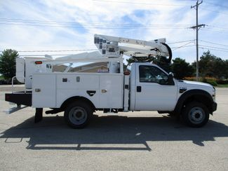 2010 Ford F550 4X4 ALTEC AT37G BUCKET BOOM TRUCK 42FT WORKING HEIGHT Lake In The Hills, IL 5
