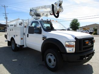 2010 Ford F550 4X4 ALTEC AT37G BUCKET BOOM TRUCK 42FT WORKING HEIGHT Lake In The Hills, IL 6
