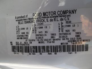 2010 Ford F750 10,000LBS UTILITY SERVICE CRANE TRUCK Lake In The Hills, IL 42