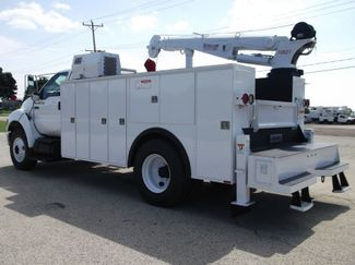 2010 Ford F750 10,000LBS UTILITY SERVICE CRANE TRUCK Lake In The Hills, IL 5
