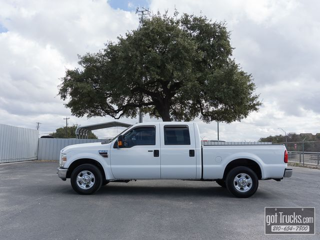 2010 Ford Super Duty F250 Crew Cab XLT 6.4L Power Stroke Diesel