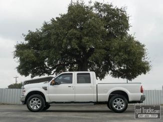 2010 Ford Super Duty F250 Crew Cab Lariat 6.4L Power Stroke Diesel 4X4 in San Antonio, Texas 78217