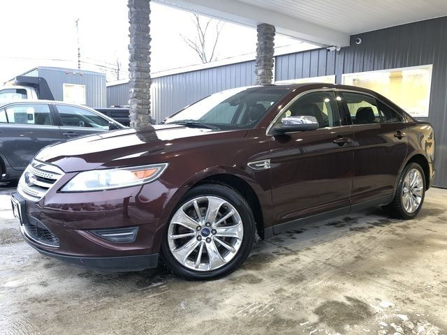 2010 Ford Taurus Limited AWD Leather V6 Clean Carfax We Finance | Canton, Ohio | Ohio Auto Warehouse LLC in Canton Ohio