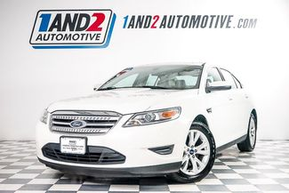 2010 Ford Taurus SEL in Dallas TX