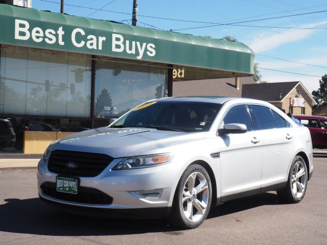 2010 Ford Taurus SHO Englewood, CO