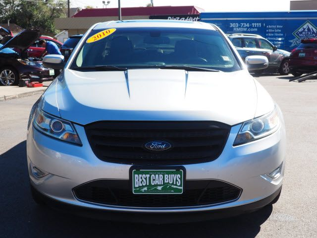 2010 Ford Taurus SHO Englewood, CO 3