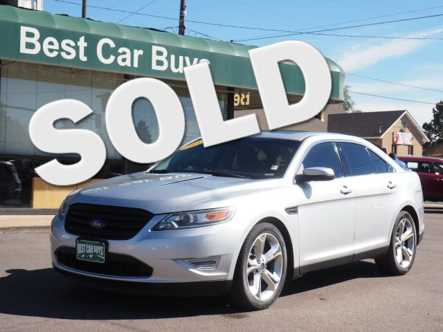 2010 Ford Taurus SHO Englewood, CO 0