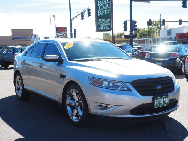 2010 Ford Taurus SHO Englewood, CO 4