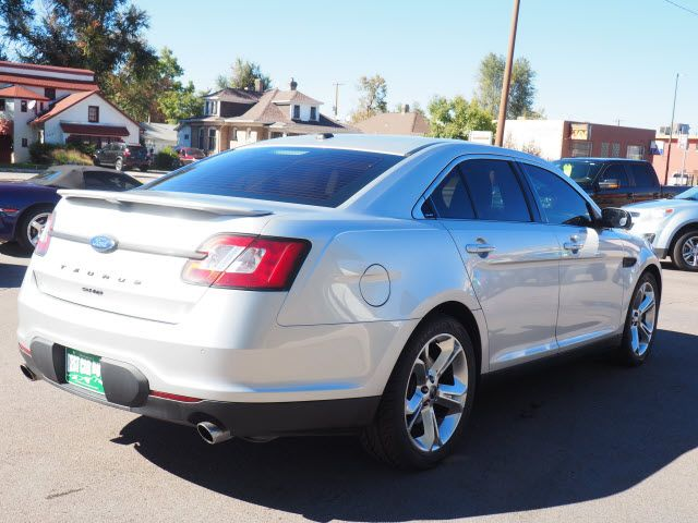 2010 Ford Taurus SHO Englewood, CO 9