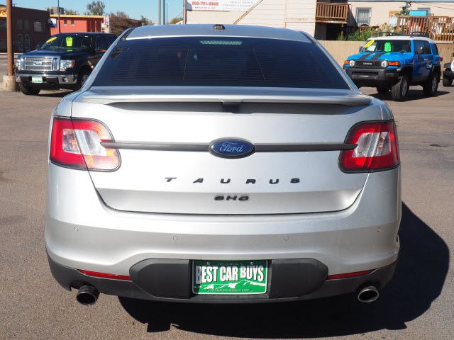 2010 Ford Taurus SHO Englewood, CO 10