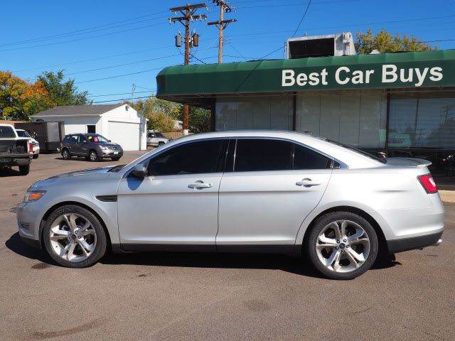 2010 Ford Taurus SHO Englewood, CO 13