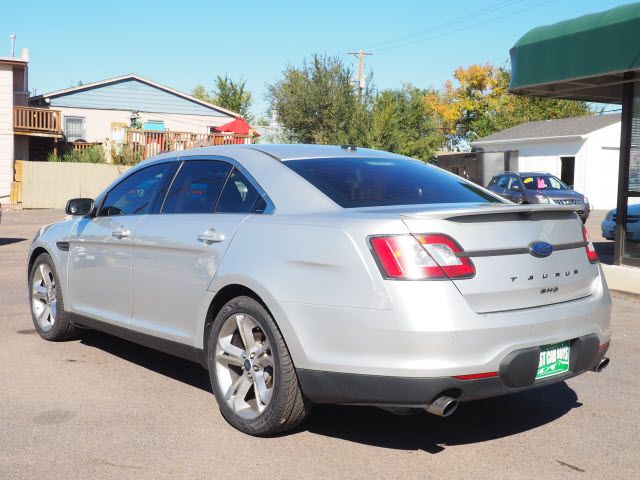 2010 Ford Taurus SHO Englewood, CO 11