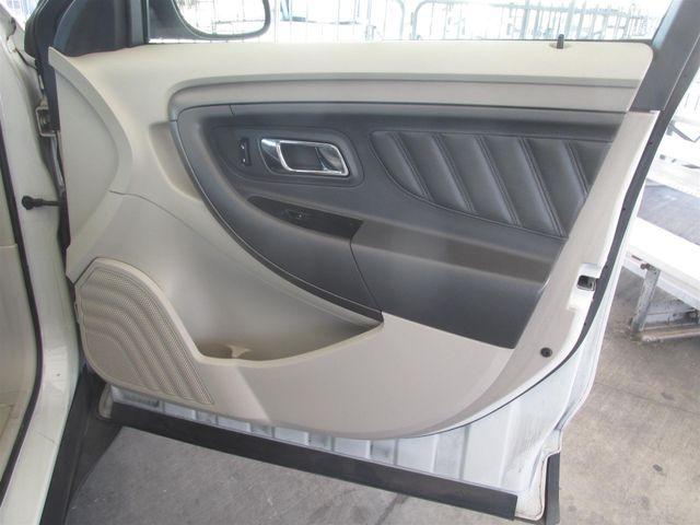2010 Ford Taurus SEL Gardena, California 12