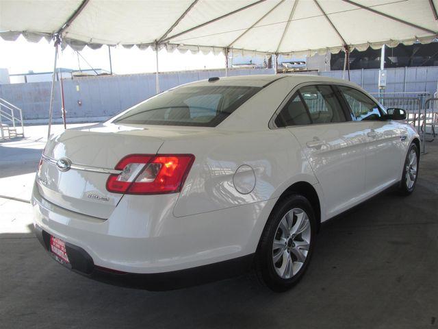 2010 Ford Taurus SEL Gardena, California 2