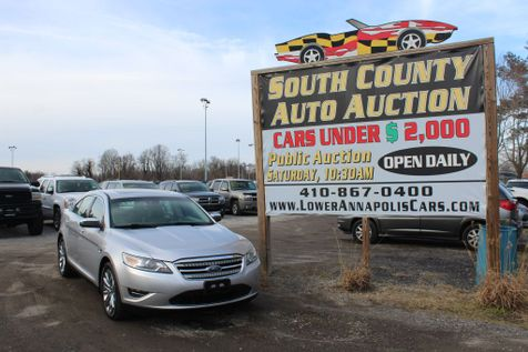 2010 Ford Taurus Limited in Harwood, MD