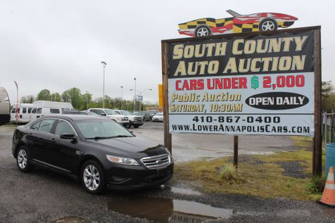 2010 Ford Taurus SEL in Harwood, MD