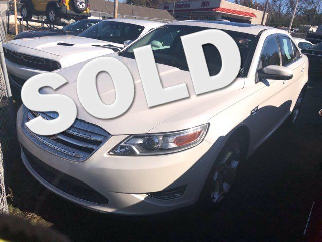 2010 Ford Taurus SHO - John Gibson Auto Sales Hot Springs in Hot Springs Arkansas