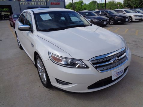 2010 Ford Taurus Limited in Houston