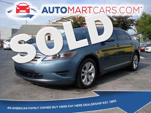 2010 Ford Taurus SEL | Nashville, Tennessee | Auto Mart Used Cars Inc. in Nashville Tennessee
