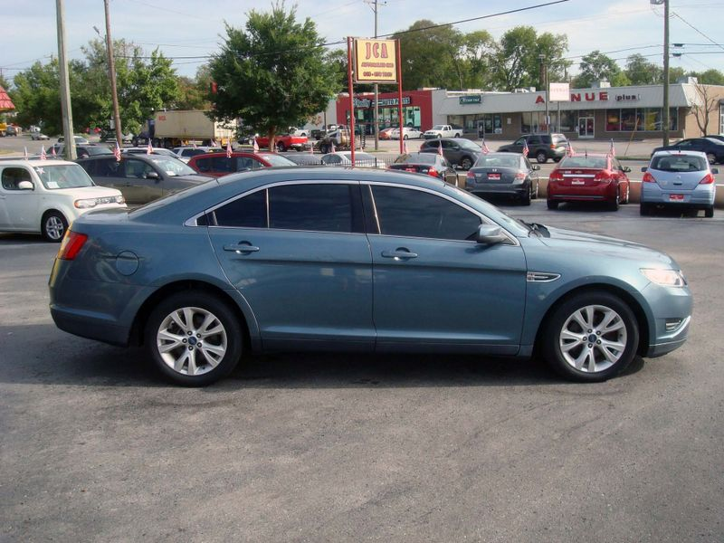 2010 Ford Taurus Sel Nashville Tennessee Auto Mart Used Cars Inc In