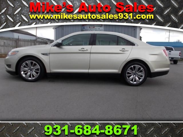 2010 Ford Taurus Limited Shelbyville, TN 0