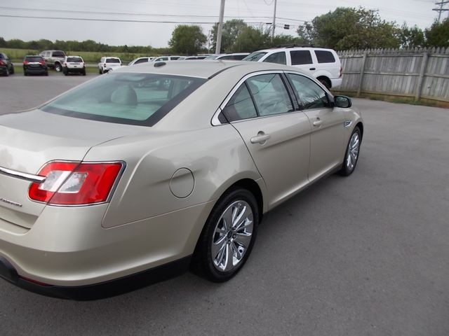 2010 Ford Taurus Limited Shelbyville, TN 12