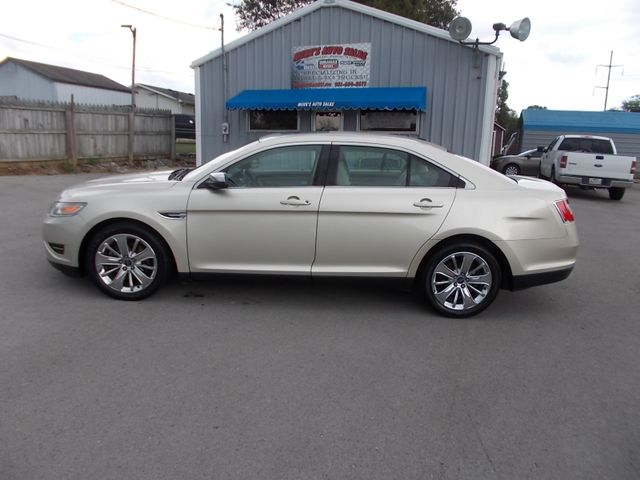 2010 Ford Taurus Limited Shelbyville, TN 2
