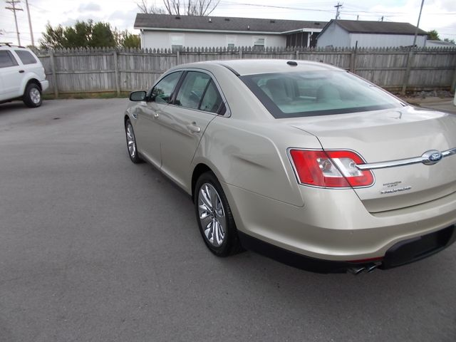 2010 Ford Taurus Limited Shelbyville, TN 4