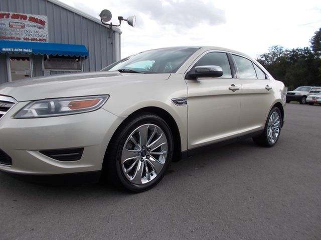 2010 Ford Taurus Limited Shelbyville, TN 5