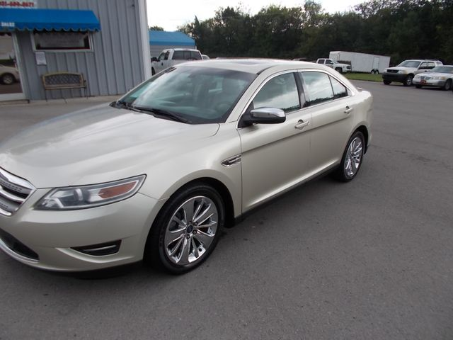 2010 Ford Taurus Limited Shelbyville, TN 6