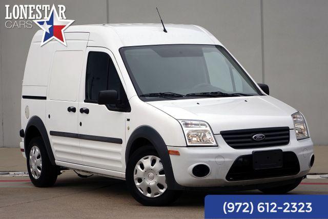 2010 Ford Cargo Van Transit Connect XLT