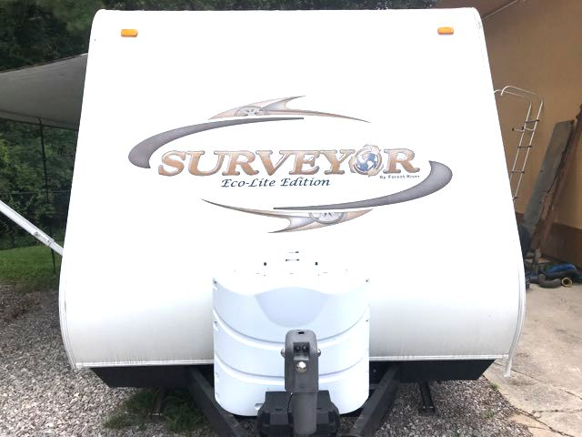 2010 Forest River SURVEYOR Knoxville, Tennessee 1