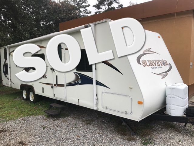 2010 Forest River SURVEYOR-LIKE NEW!! LOADED! 1 SLIDE OUT! !10999!! Knoxville, Tennessee 47