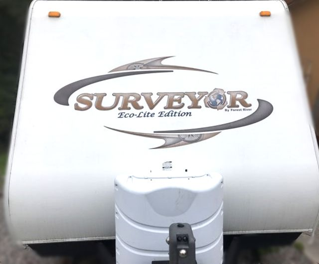 2010 Forest River SURVEYOR-LIKE NEW!! LOADED! 1 SLIDE OUT! !10999!! Knoxville, Tennessee 50