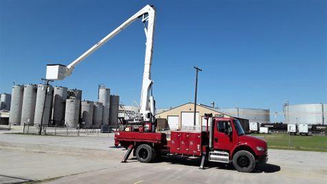 2010 Freightliner BUSINESS M2  6OFT ALTEC MATERIAL HANDLER BUCKET TRUCK in Fort Worth, TX