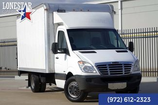 2010 Freightliner Sprinter 3500 Diesel Liftgate 14ft Box in Plano Texas, 75093