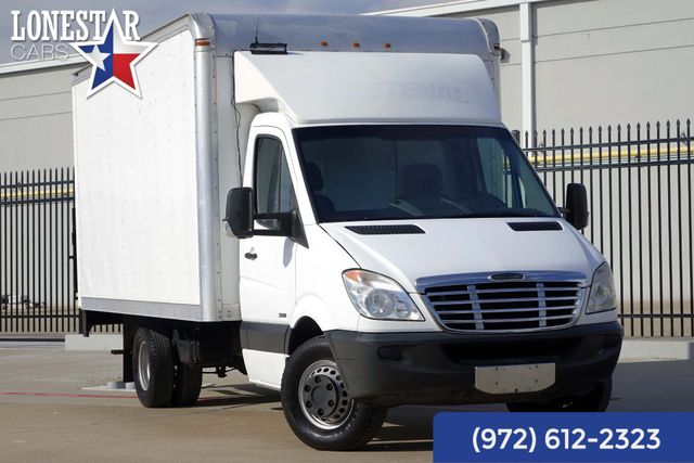 2010 Freightliner Sprinter 3500 Diesel Liftgate 14ft Box