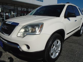 2010 GMC Acadia SL  Abilene TX  Abilene Used Car Sales  in Abilene, TX
