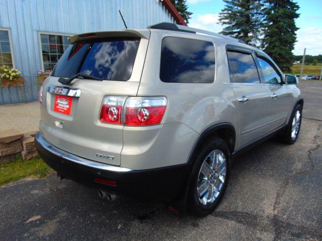 2010 GMC Acadia AWD SLT2 Alexandria, Minnesota 4