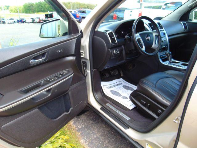 2010 GMC Acadia AWD SLT2 Alexandria, Minnesota 13