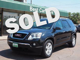2010 GMC Acadia SLE Englewood, CO