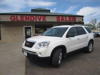 2010 GMC Acadia SLE  Glendive MT  Glendive Sales Corp  in Glendive, MT