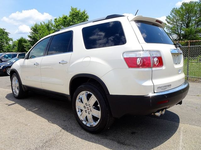 2010 GMC Acadia SLT2 Madison, NC 4