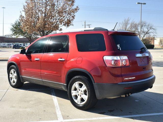 2010 GMC Acadia SL in McKinney, Texas 75070