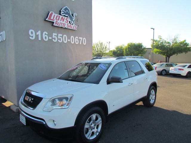 2010 GMC Acadia SLE AWD Very Clean