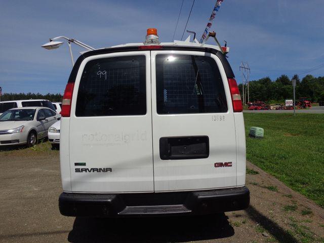 2010 GMC Savana Cargo Van Hoosick Falls, New York 3