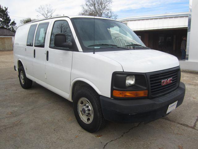 2010 GMC Savana Cargo Van Houston, Mississippi 1
