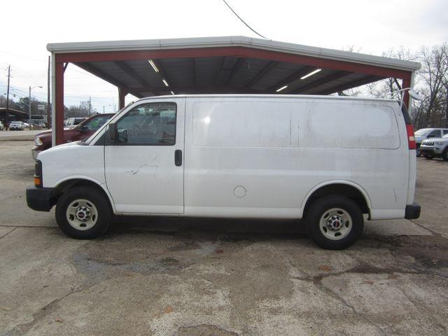 2010 GMC Savana Cargo Van Houston, Mississippi 2