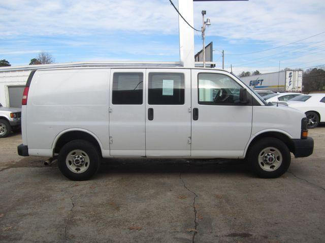 2010 GMC Savana Cargo Van Houston, Mississippi 3